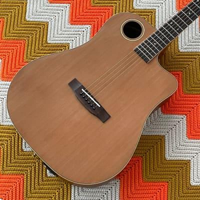 Boulder Creek ECDG-3N - Killer Modern Acoustic/Electric Guitar - Great Live Guitar! - Plays and Sounds Great! - for sale