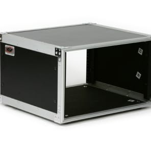 "OSP TAC8U-18 8-Space 18"" Deluxe Studio Rack Case"