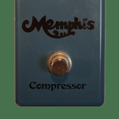 Memphis Compressor 1970s Mate/Blue for sale