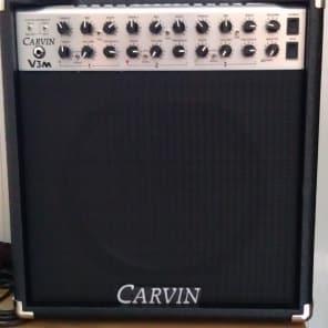 """Carvin V3M 3-Channel 50-Watt 1x12"""" Tube Guitar Combo"""