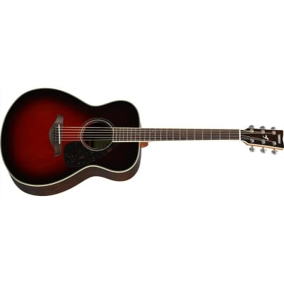 Yamaha FS830 Concert Acoustic, Tobacco Brown Sunburst for sale