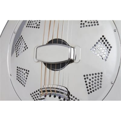 Dobro Hound Dog M-14 Metal Body for sale