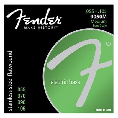 Fender 9050M Flatwound Bass Strings