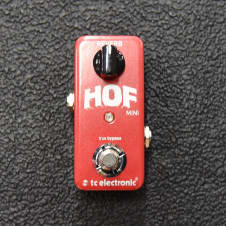 TC Electronic Hall Of Fame Mini Reverb  Red