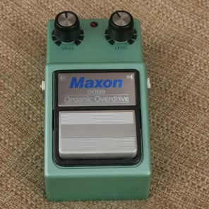 Maxon 9-Series OOD-9 Organic Overdrive Guitar Pedal for sale
