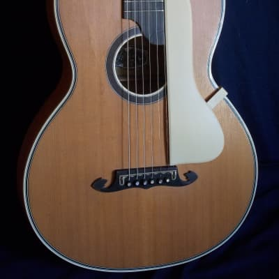 Otwin parlor guitar 1950-55 (solid) for sale