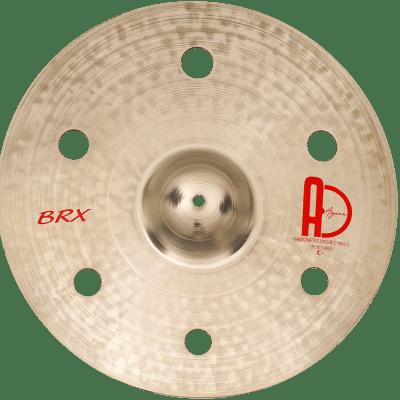 "Agean Cymbals 18"" Brx Medium Thin Crash"