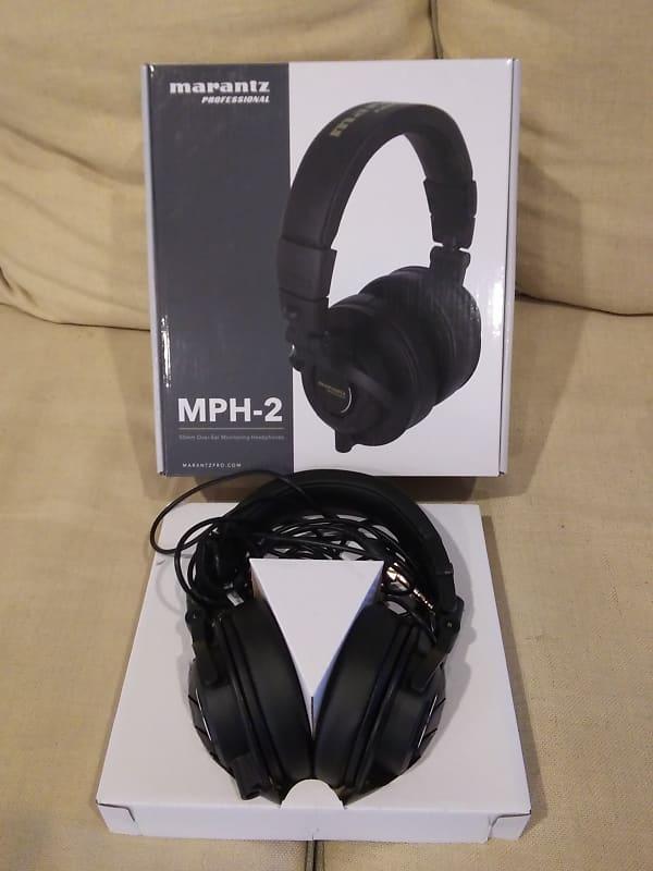 Marantz MPH-2 Head Phones   Randy's Gear Emporium   Reverb