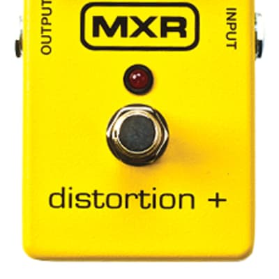 MXR M104 Distortion+ Effect Pedal for sale