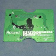 Roland Expansion Board Orchestral SR-JV80-02