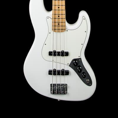 Fender Fender Player Jazz Bass Polar White for sale