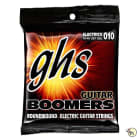 GHS GBL Boomers Light Electric Guitar Strings (10-46) image