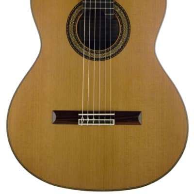 Cuenca CARMELO DEL VALLE INDIA Concert classical guitar for sale
