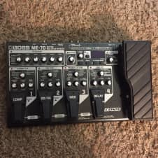 Boss ME-70 guitar multiple effects pedal