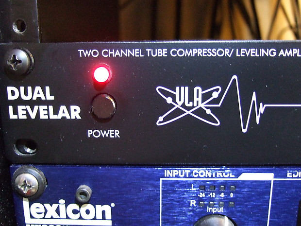 ART Dual Levelar Two Channel Tube Compressor/Leveling Amplifier Alesis Schematic on