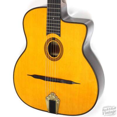 Gitane DG255 Oval-Hole Gypsy Jazz Guitar image