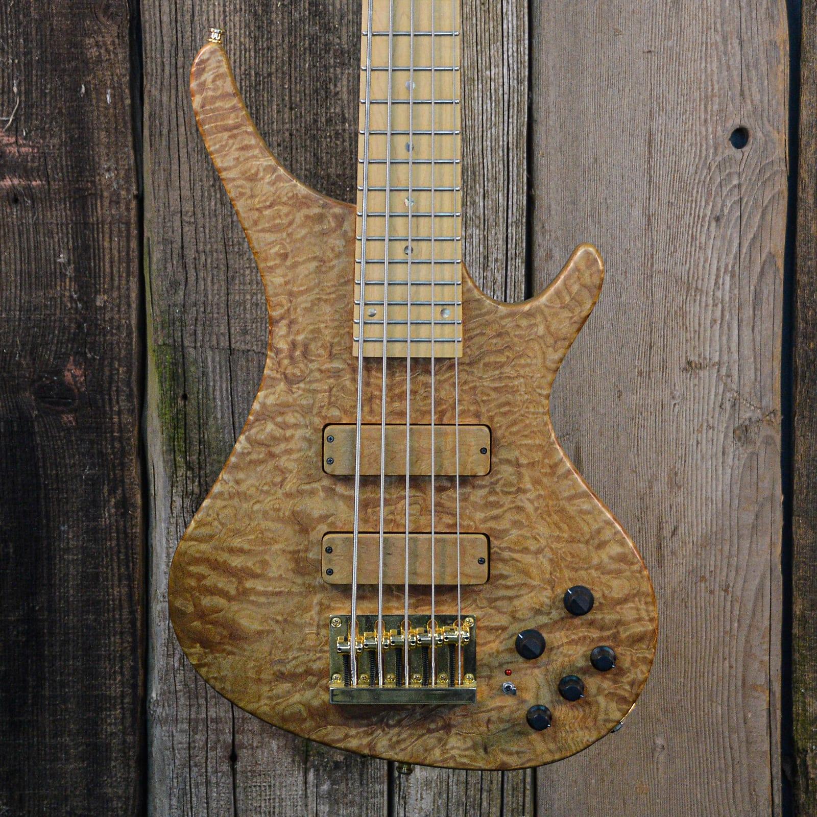 Bossa 5-String OB-5 Bass