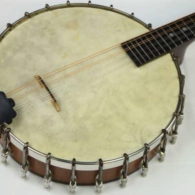 Vintage 1931 Vega Style K Mandolin Banjo w/ OHSC, Banjolin #ISS4510 for sale