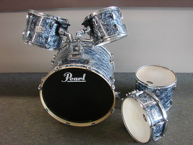 pearl exr export series made in taiwan 5 piece shell pack reverb. Black Bedroom Furniture Sets. Home Design Ideas