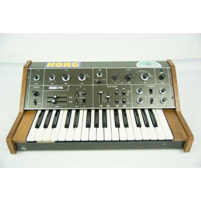 Korg 770 Analog Synth - Pro Serviced