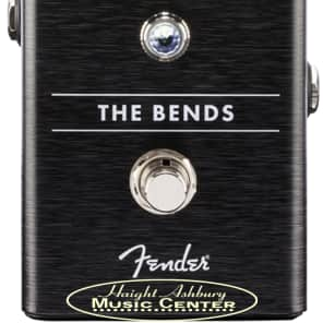 Fender The Bends Compressor Effect Pedal for sale