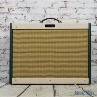 Fender Limited Edition Hot Rod Deluxe III Tweed And Blue USED