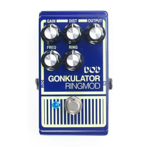 DOD Gonkulator Ring Modulator Pedal by Black Arts Toneworks for sale