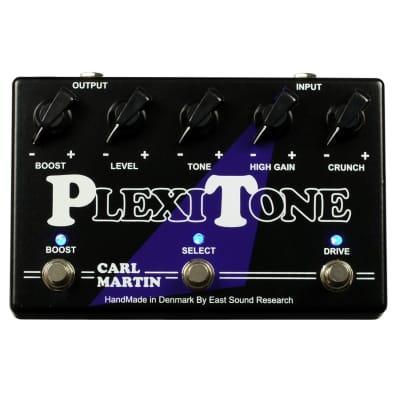Carl Martin PlexiTone - Dual Channel Guitar Effect Pedal - 2018 Model