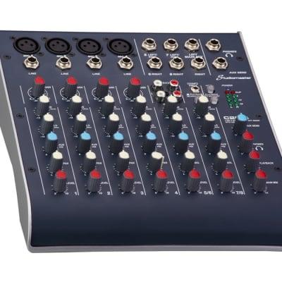 Studiomaster C2S-4 4 Channel USB Compact Mixer Multi