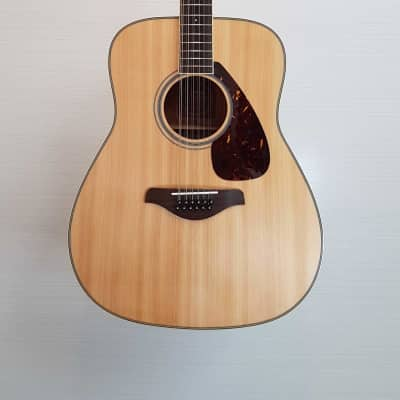 Yamaha FG 720S-12 String Acoustic Guitar (E.X.) for sale