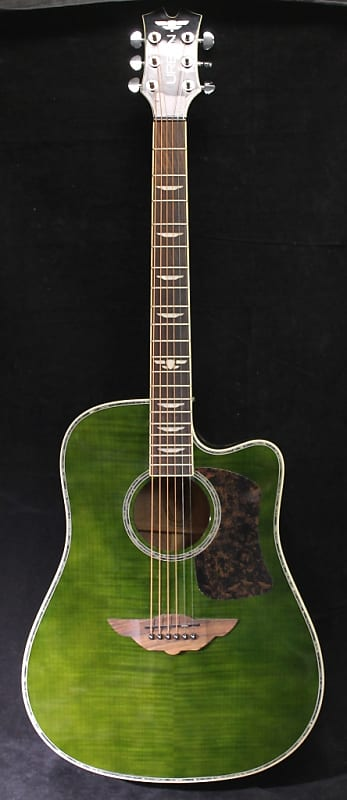 Keith Urban Player Military Green J S Gold Loan Reverb