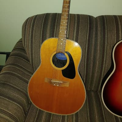 Ovation Applause AA-31 1979 Natural Spruce - Acoustic/Electric.. Nice! for sale