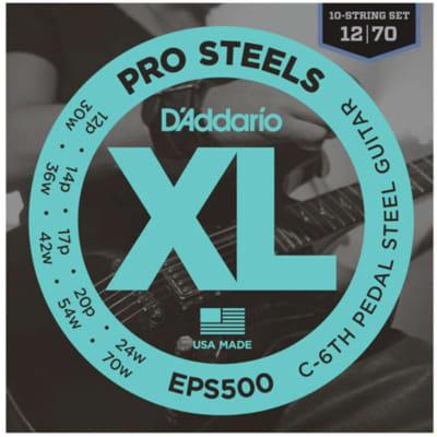 D'addario Pedal Steel Strings - C6
