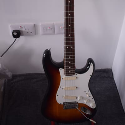 Fender Strat Plus 90's  Sunburst for sale