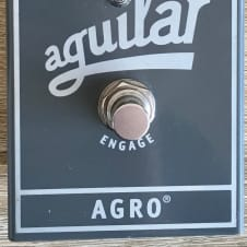 AGUILAR Bass Overdrive Pedal AGRO Distortion