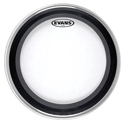 "Evans BD22GMAD GMAD Clear Bass Drum Head - 22"""
