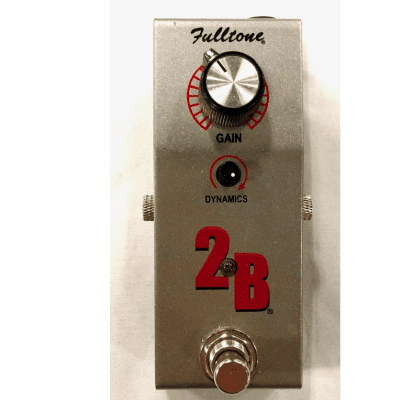 Fulltone 2B Boost Pedal with Limiter