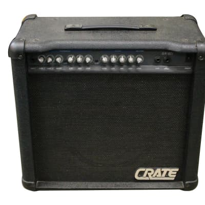 crate gx-65 | c/ pedaliera for sale