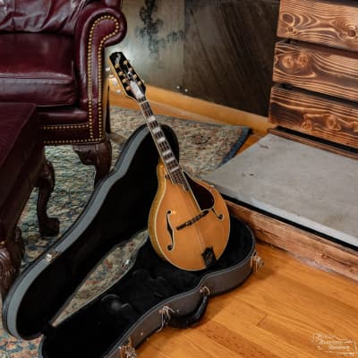 (Used) 1996 Gilchrist Model 3 Artist A-Style Mandolin *Formerly Owned by David Grisman #6344 for sale