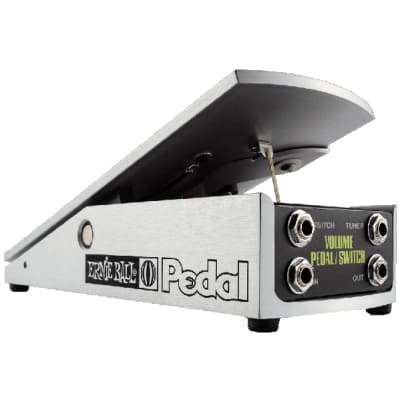 Ernie Ball Mono 250K Volume Pedal with Switch - For Passive Signals for sale