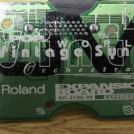Roland  Expansion Board  SR-JV80-99  Experience