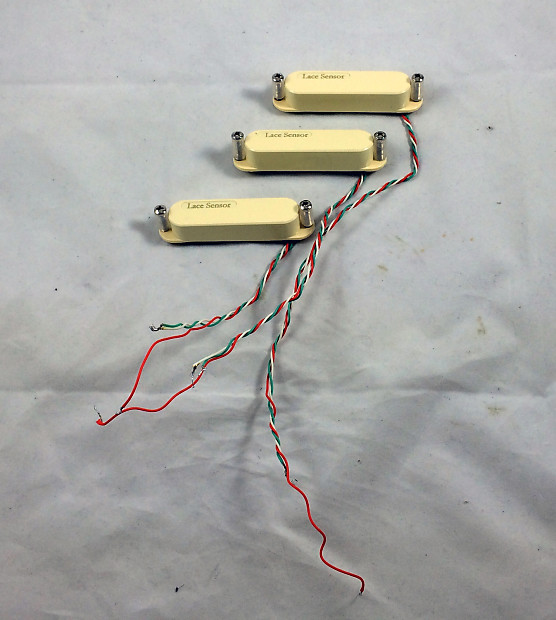 Lace Sensor Gold Stratocaster Strat Guitar Pickups 3Pack – Lace Nsor Gold Wiring