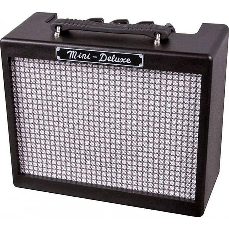 Fender Mini Deluxe Electric Guitar Amp : new fender md20 mini deluxe electric guitar amplifier reverb ~ Hamham.info Haus und Dekorationen