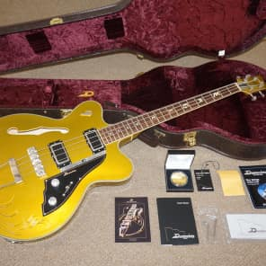 Duesenberg Limited Edition Eagles Bass 40th Anniversary for sale