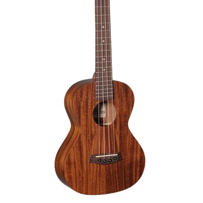 Islander Electro-acoustic traditional tenor uke w/ acacia top for sale