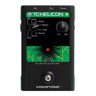 TC Helicon VoiceTone D1