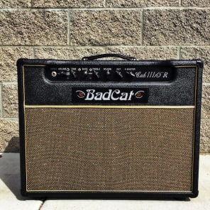 "Bad Cat Cub III 15R Hand Wired Legacy Series 15-Watt 1x12"" Guitar Combo"