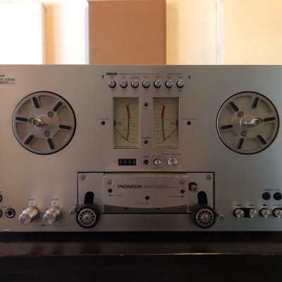 Pioneer RT-707 70s Silver