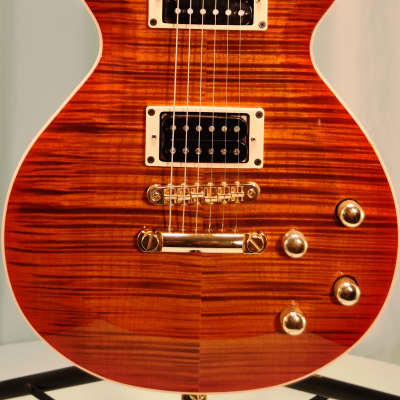 GMP Pawnshop Deluxe 2003 Dark Cherry Burst (stock #58) for sale