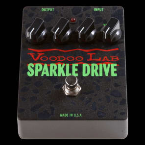 Voodoo Labs Sparkle Drive Pedal